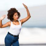 young black woman dancing 1187 6647